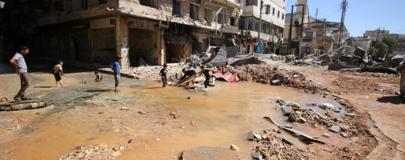 """США переконані, що """"гуманітарної паузи"""" замало для миру в Сирії"""