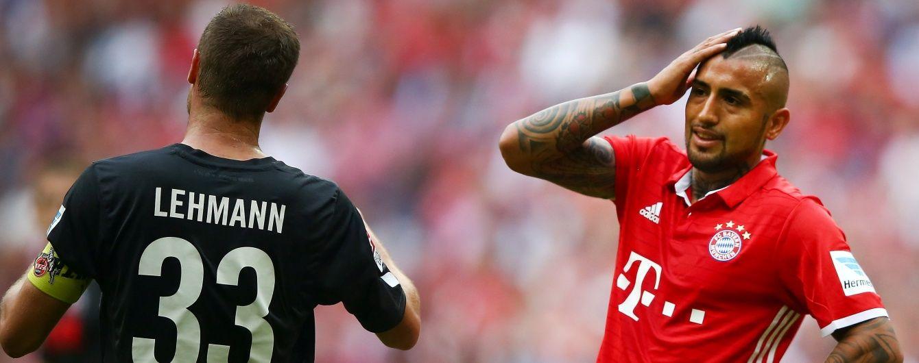 """""""Козли"""" несподівано відібрали очки у """"Баварії"""" в 6 турі чемпіонату Німеччині"""