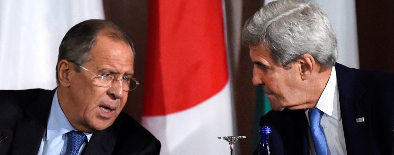 Керрі і Лавров обговорили ситуацію в Алеппо