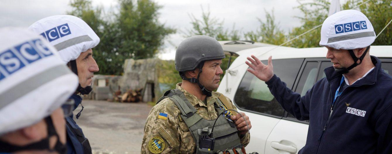 Спостерігачі ОБСЄ зафіксували понад півтисячі вибухів у районі Маріуполя