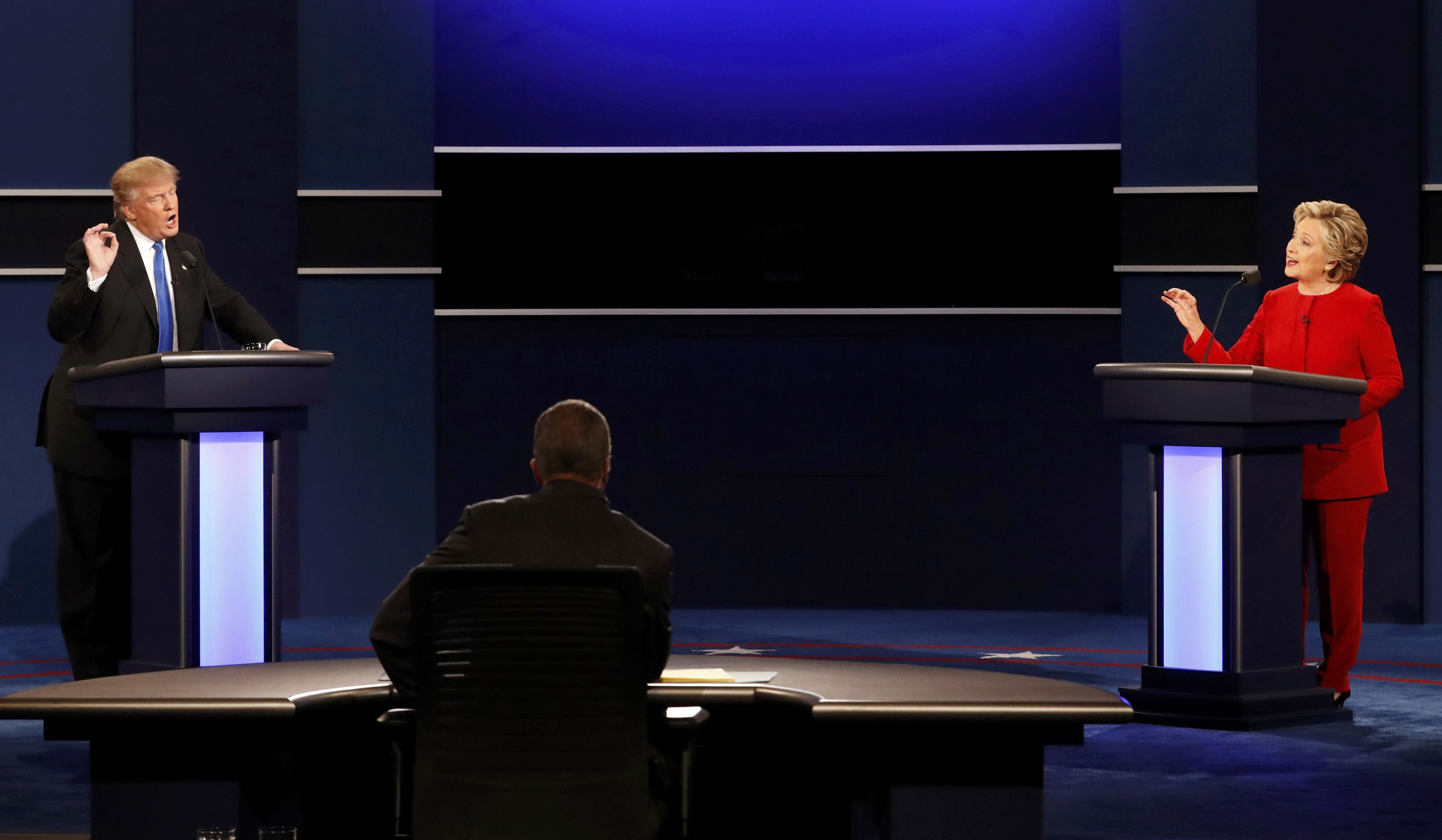 Дебати Клінтон та Трампа_8