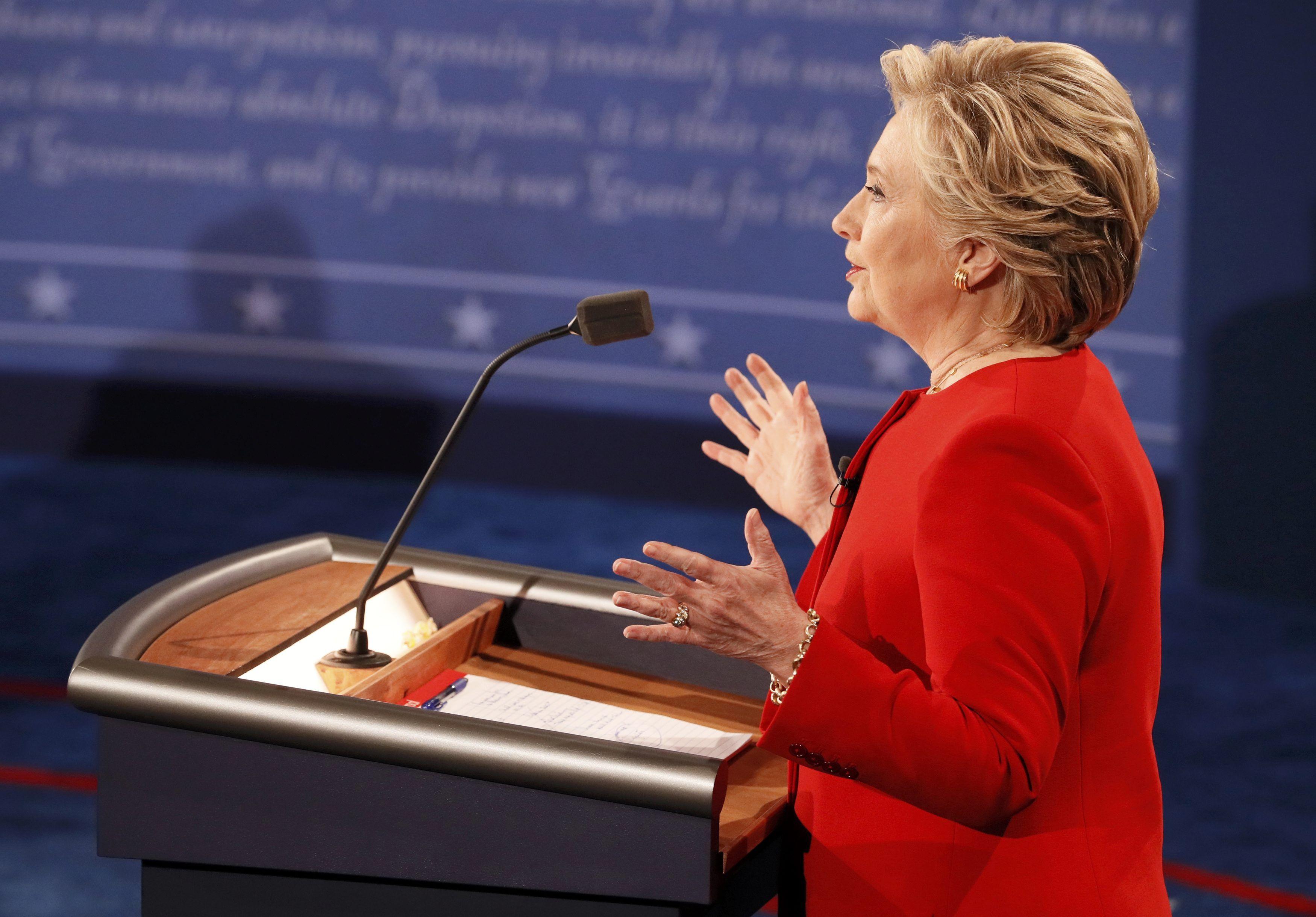 Дебати Клінтон та Трампа_9