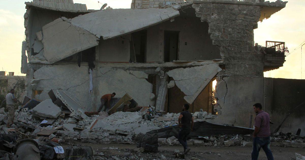 ООН попереджало сторони, що воюють, про свою гуманітарну операцію