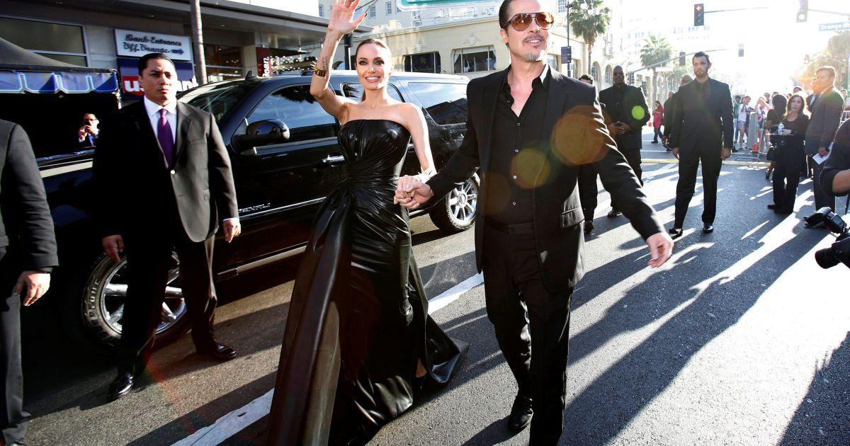 Джолі та Пітт розлучаються @ Reuters