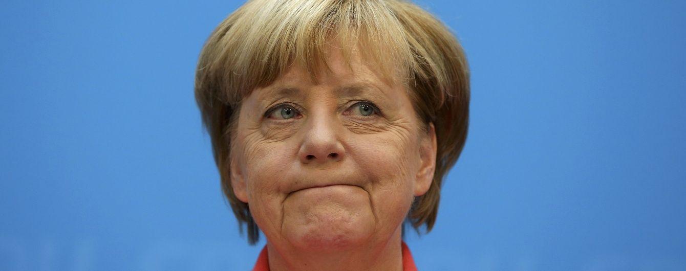 Меркель прокоментувала ганебний провал на виборах у Берліні