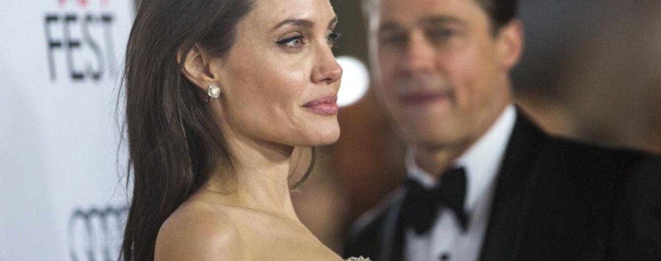 Анджеліна Джолі крутить роман із одруженим багатієм – ЗМІ