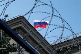 В ФСБ отчитались о построенном заграждении и сигнализации на границе оккупированного Крыма с Украиной - СМИ