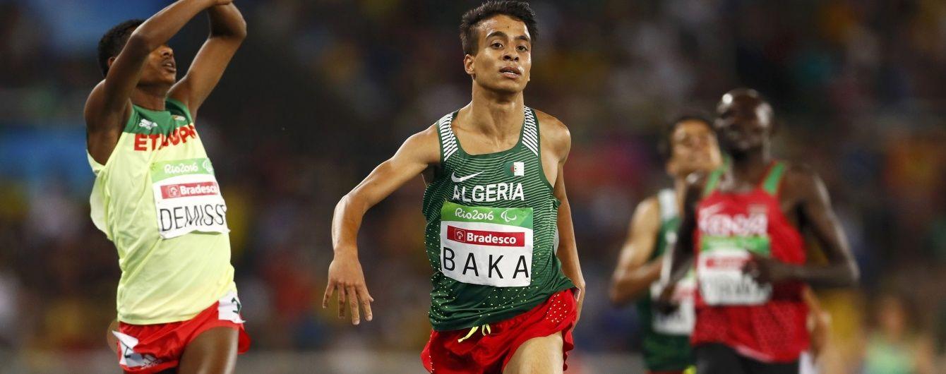 Четверо атлетов-паралимпийцев пробежали дистанцию быстрее олимпийского чемпиона