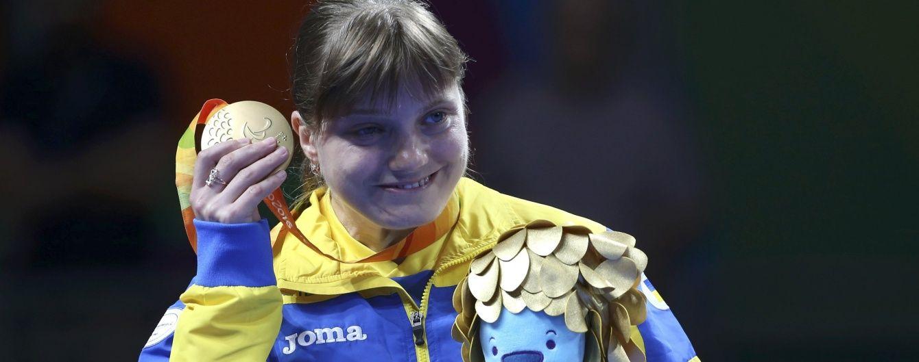 Українці виграли 12 медалей у четвертий день Паралімпійських ігор в Ріо