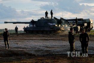Россия развернула артиллерийские системы возле границы с Украиной и не пускает международную инспекцию