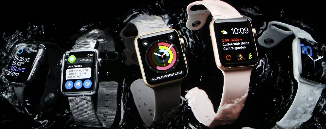 iPhone 7 без роз єму для навушників та свіжий Watch. Головне про новинки  Apple 73cd7625d9b32