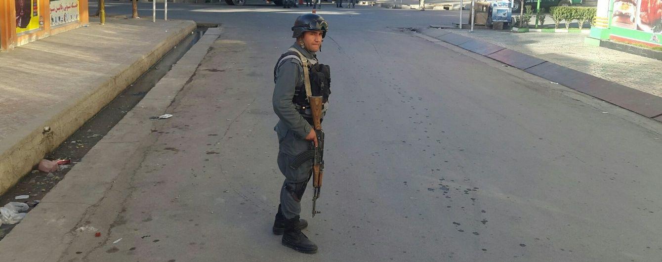 В Афганістані застрелили американського військового і цивільного службовця США