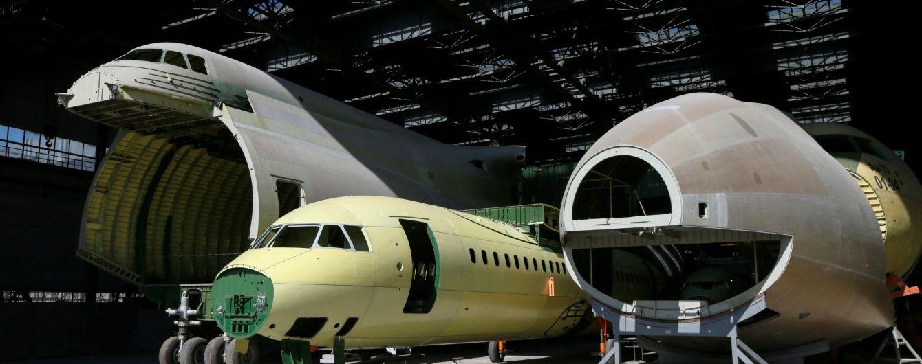 """У кого найбільший: """"Антонов"""" затролив Boeing і Airbus у Twitter"""