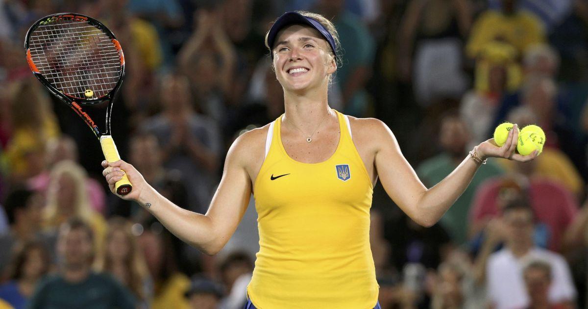 Українка Світоліна пробилася у фінал престижного американського тенісного турніру