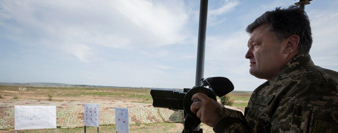 Порошенко показав потужне відео про відроджену українську армію