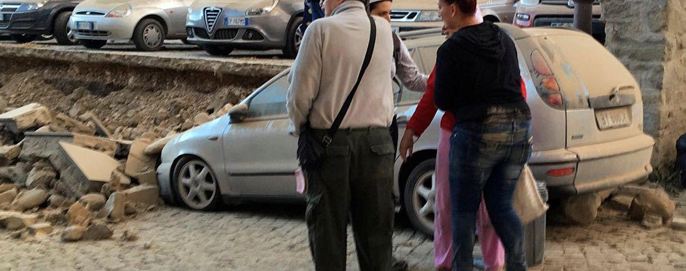 Кількість жертв землетрусу в Італії зросла до 159 осіб