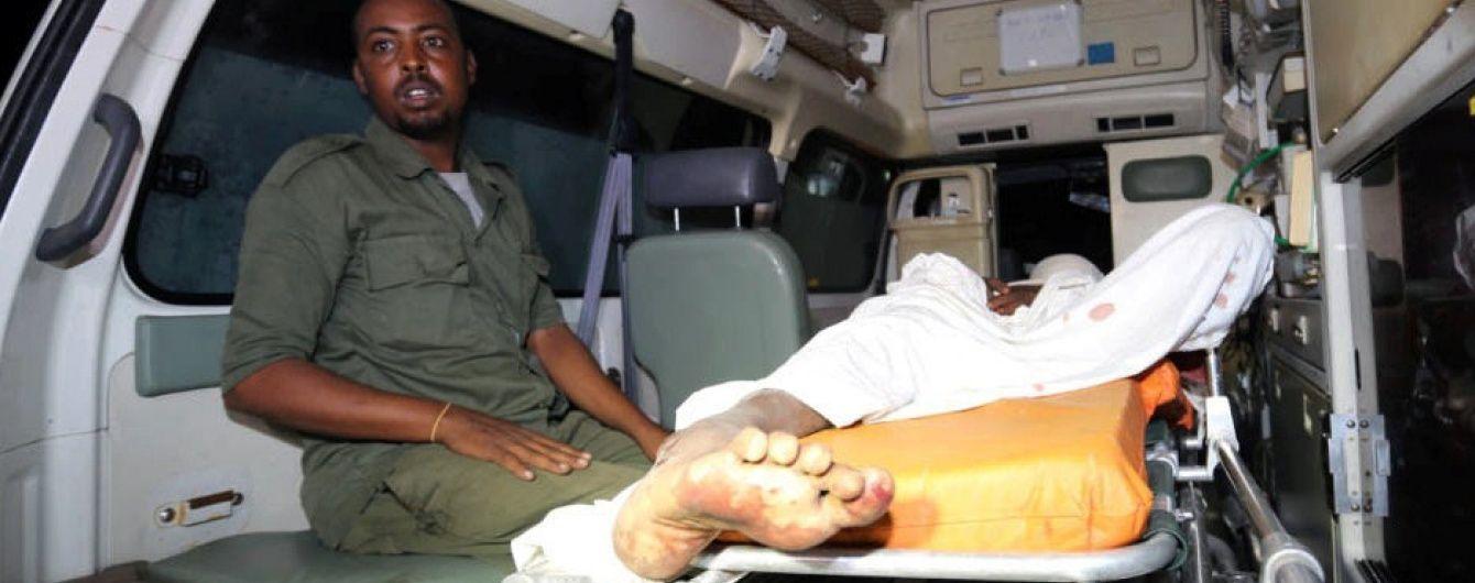 Столиця Сомалі зазнала нового кривавого нападу