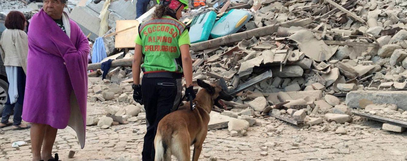Італійці поділилися жахами, які пережили під час потужного землетрусу