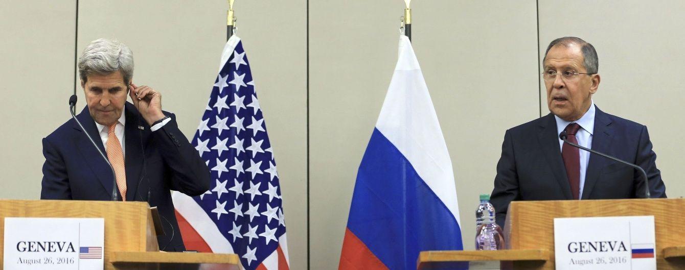 США та Росія домовилися про новий план щодо Сирії