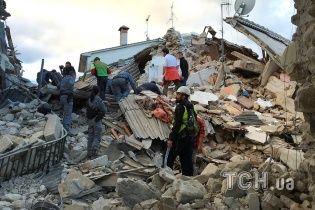 Украинцев нет среди пострадавших в результате землетрясения в Италии - МИД