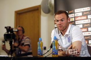 Руни исключили из состава сборной Англии за пьянство - СМИ
