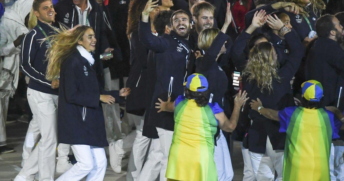 Французькі атлети @ Reuters