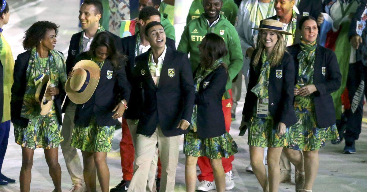 Бразильська команда @ Reuters