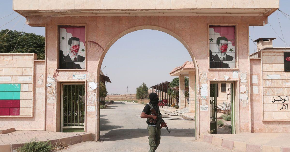 Курди взялися за зброю в Аль-Хасаке