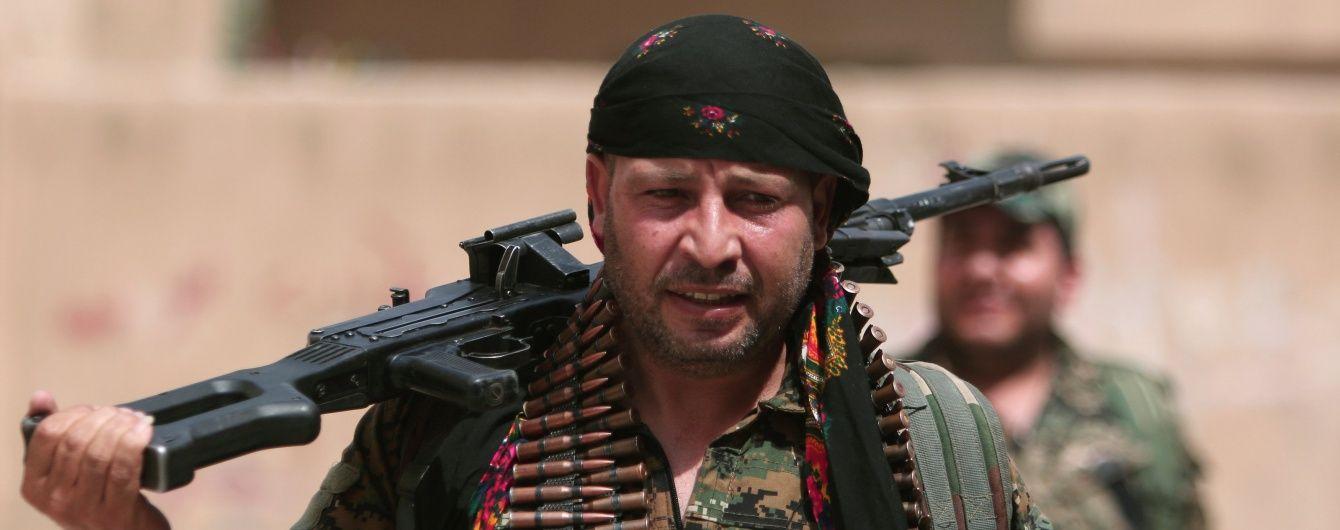 Курди після важких втрат закликали зупинити турецьку агресію