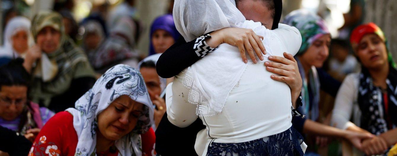 """Влада Туреччини поклала провину за кривавий теракт на весіллі на """"Ісламську державу"""""""