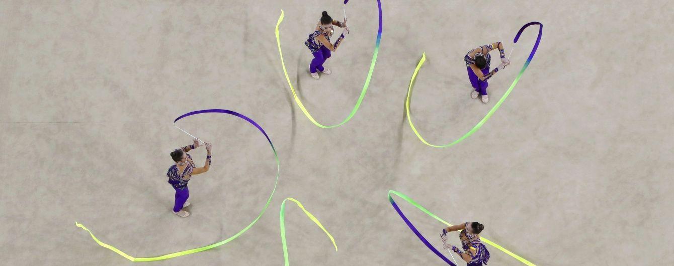 """Украинским """"грациям"""" снизили оценку после подачи апелляции на Играх-2016"""
