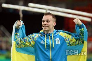 Олімпійський чемпіон Верняєв подякував українцям за підтримку