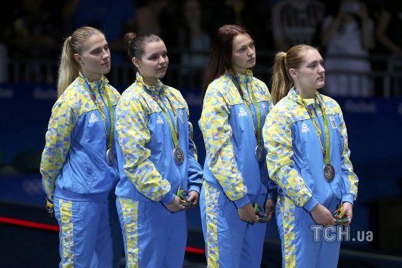 Ольга Харлан, Аліна Комащук, Олена Кравацька, Олена Вороніна