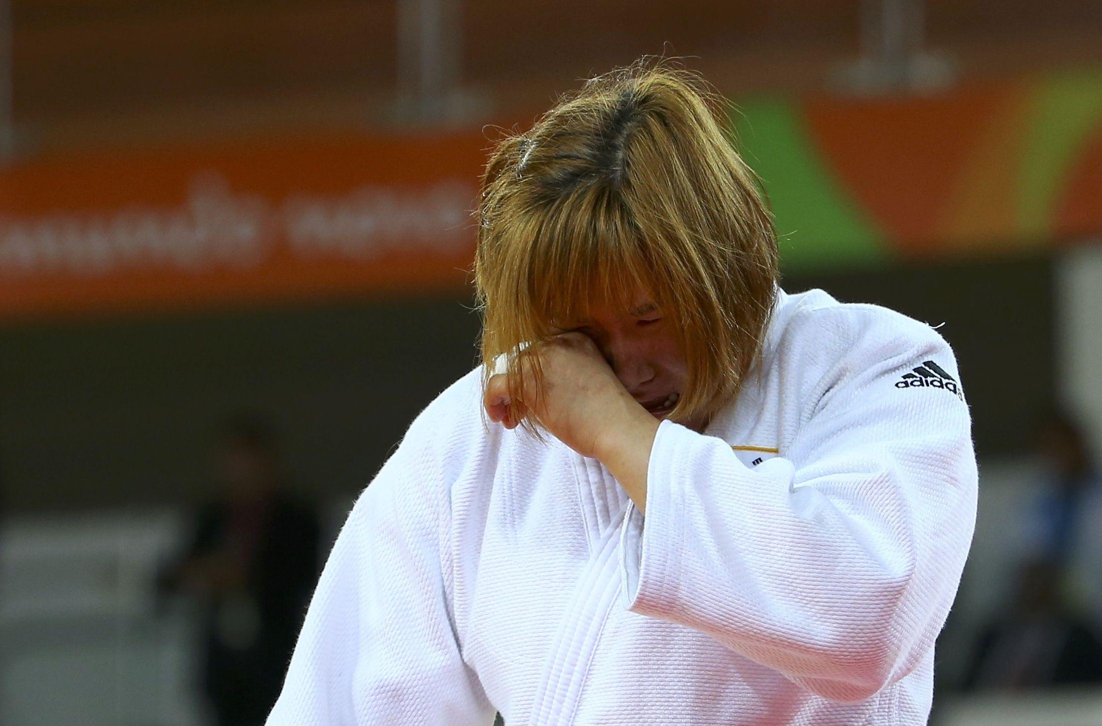 Сльози спорстменів Олімпіада-2016_1