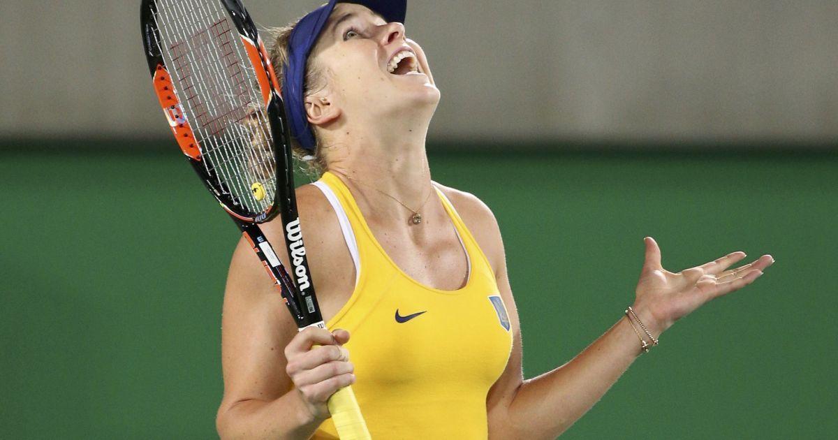Ріо-де-Жанейро. Теніс. Жіночий одиночний розряд. Раунд 3.  Серена Вільямс - Еліна Світоліна - 0:2.