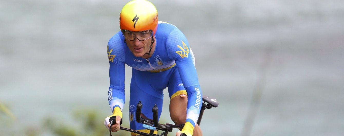 Велгонщик Грівко потрапив до 18-ки найкращих на Олімпійських іграх у Ріо