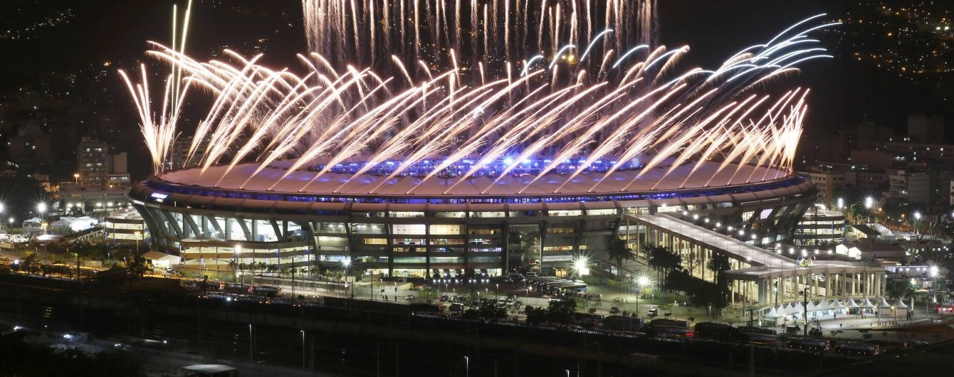 Бразильці розділилися на противників і прихильників під час церемонії відкриття Олімпіади