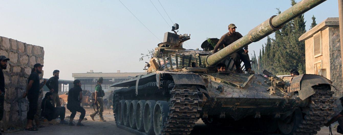 У Сирії готуються до вирішального бою за Алеппо