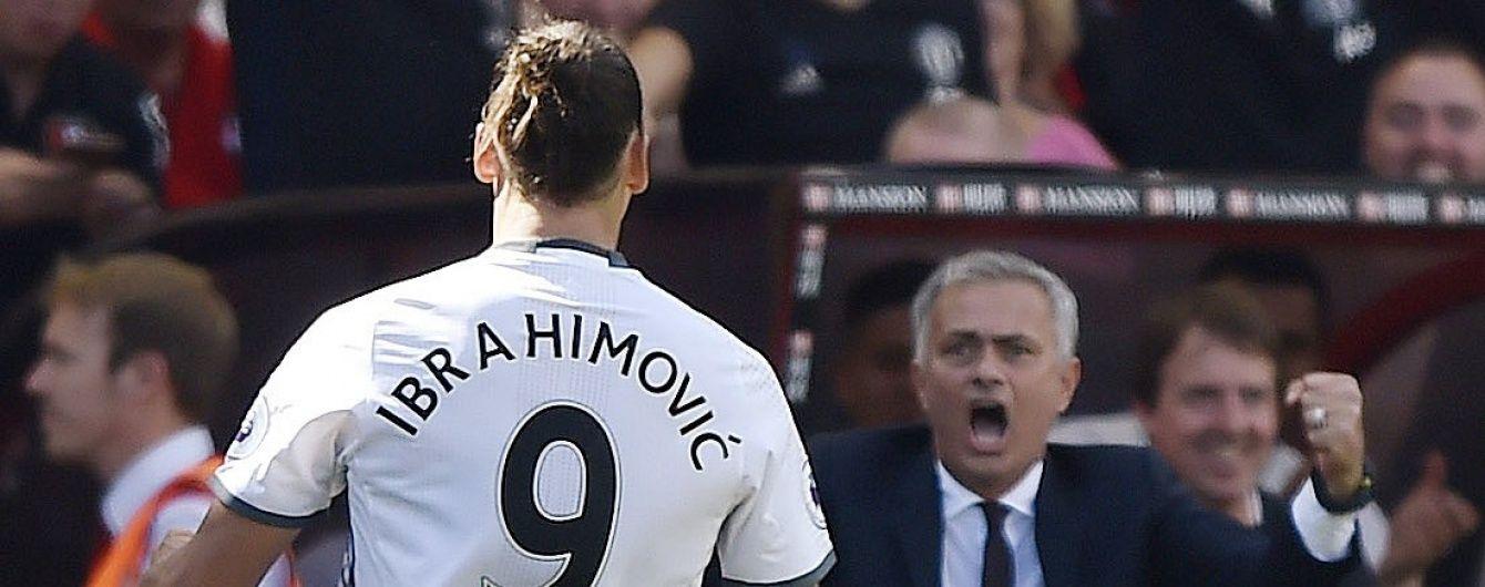 """""""Манчестер Юнайтед"""" здобув першу перемогу в чемпіонаті Англії під керівництвом Моурінью"""