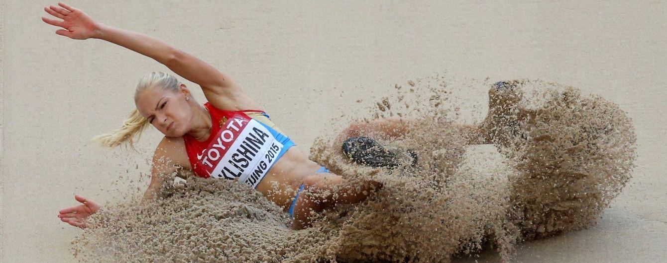 Єдиній російській легкоатлетці дозволили брати участь в Олімпіаді