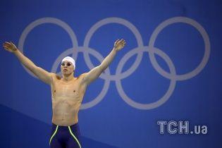 Украинец Говоров вышел в финал олимпийского турнира по плаванию