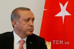 """Ердоган заявив, що Туреччина і США готові до штурму """"столиці ІД"""""""