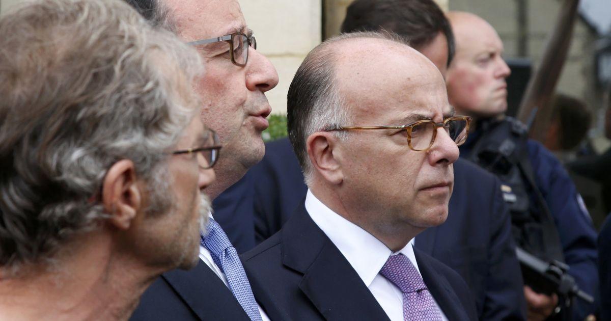 Олланд виступив перед журналістами