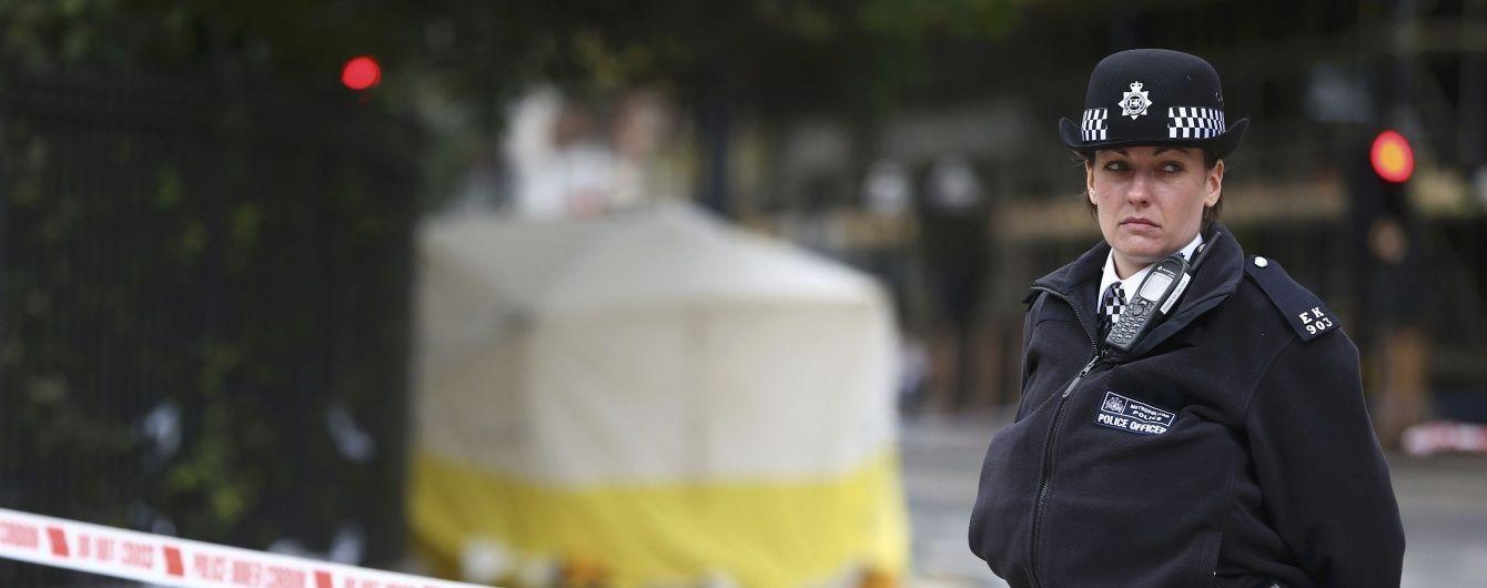 Поліція Лондона розкрила особу нападника з ножем