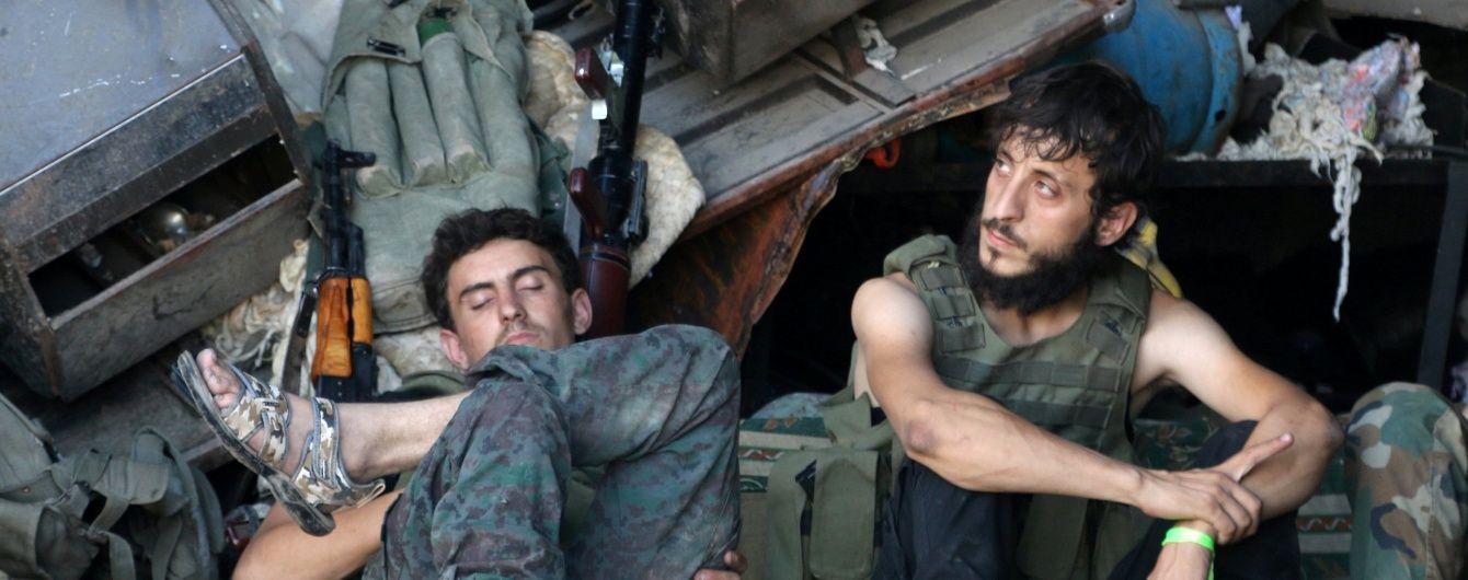 Сирійські повстанці захопили стратегічні позиції в Алеппо