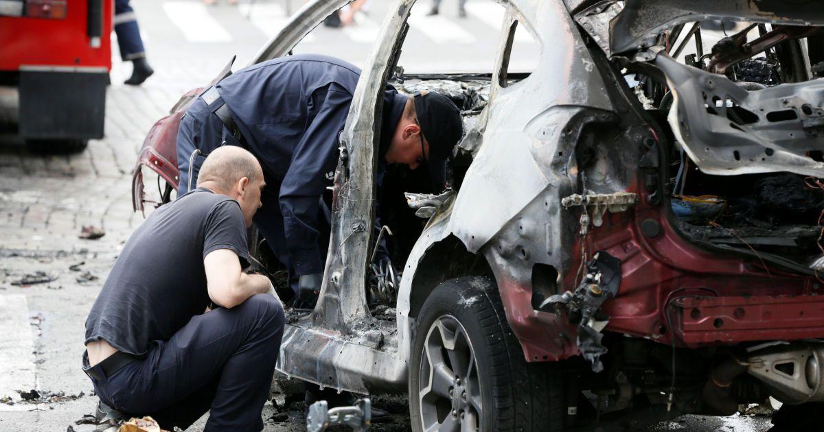 Следствие получило видео закладки взрывчатки под автомобиль Шеремета - СМИ