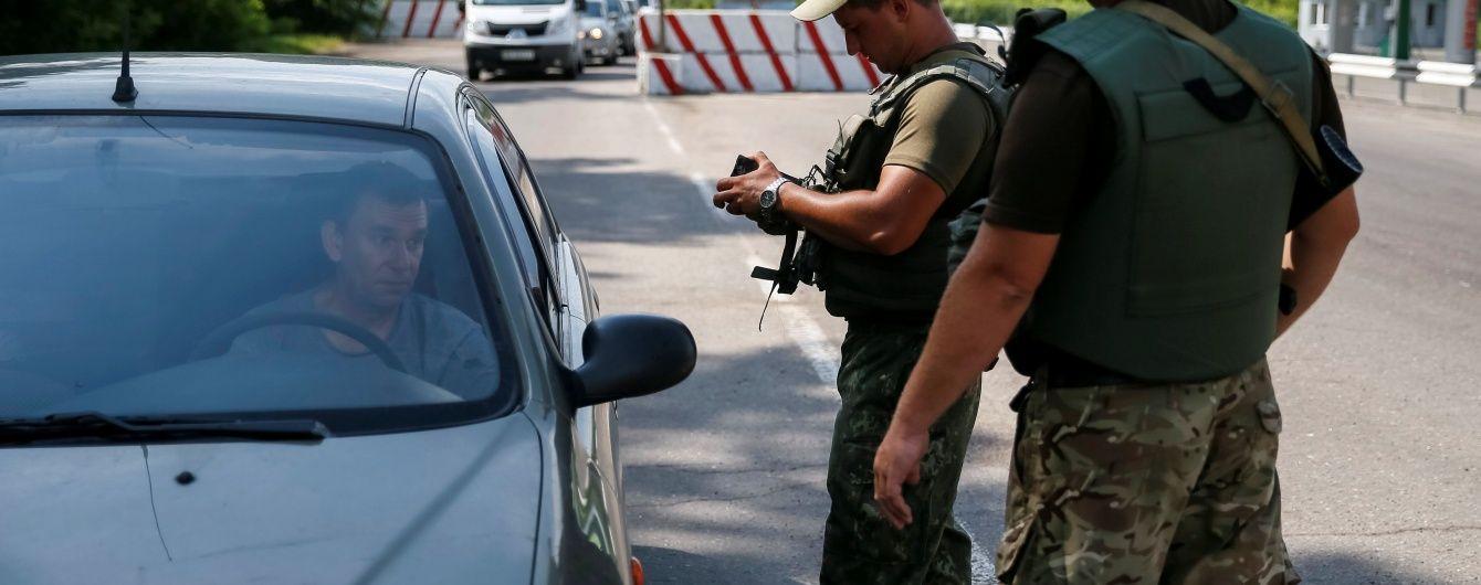 Лінія розмежування на Донбасі змінилася із відкриттям КПВВ у Майорську
