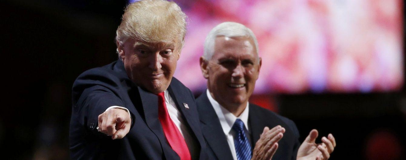 Трамп пообіцяв вихід США з великого торгового партнерства, яке критикував Путін