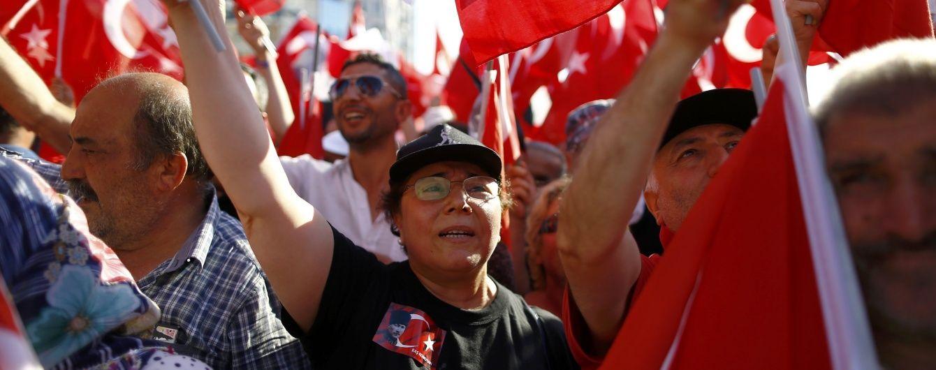 У Туреччині готові розпочати роботу над новою конституцією