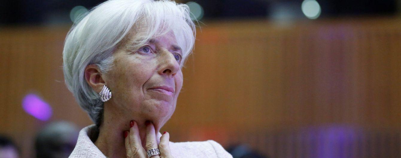 В Аргентині літак із главою МВФ здійснив екстрену посадку